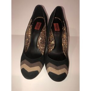 Missoni For Target Chevron Heels